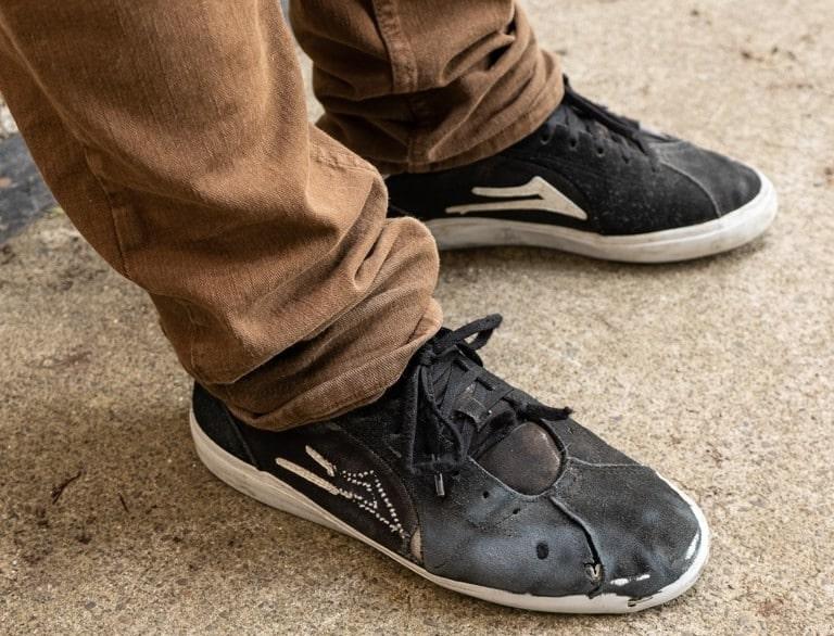 Обувь для скейтбординга Lakai Flaco II